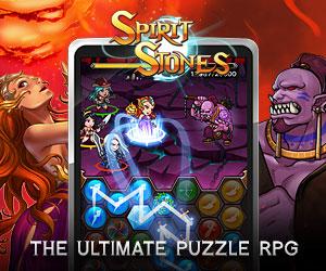 Spirit Stones - ролевая головоломка для андроид