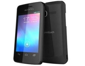 Недорогой смартфон ALCATEL ONE TOUCH PIXI 4007D
