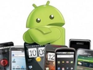 Смартфоны на андроид
