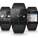 Умные часы Sony SmartWatch 2 SW 2