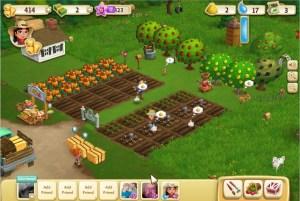 Игра FarmVille 2 - Сельское уединение