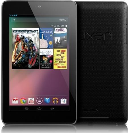 Otzyv o planshete ASUS Google Nexus 7