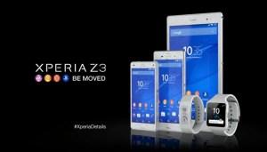 Xperia Z3