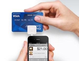 Картридер для банковских карт