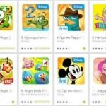 Развивающие игры для детей на Андроид