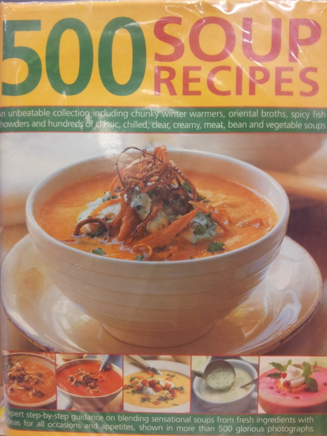 Recipe Taken From this brilliant book