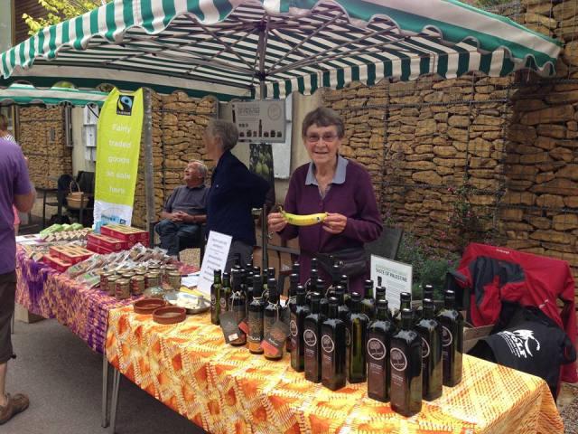 Zaytoun Products at Woking Food Festival
