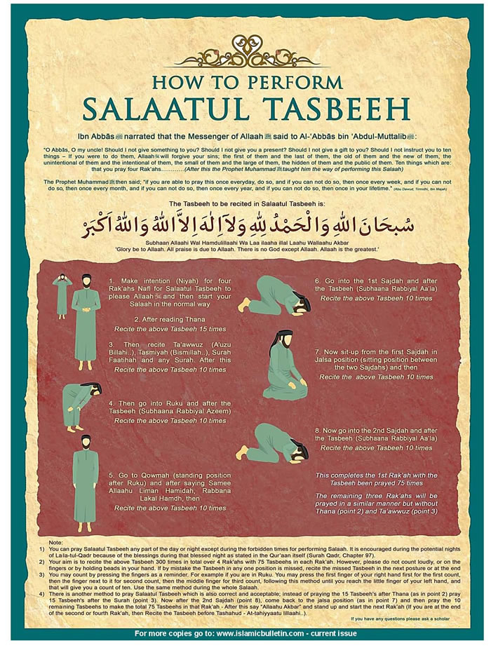 salat_tasbeeh