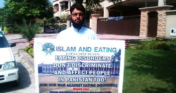 Save the Date: Eating Disorders Awareness 14th August Cadet College Kohat