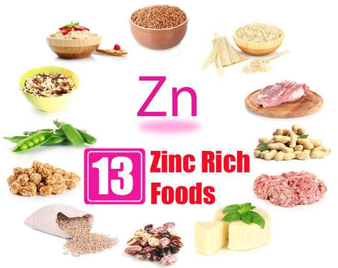 Zinc-Rich-Foods