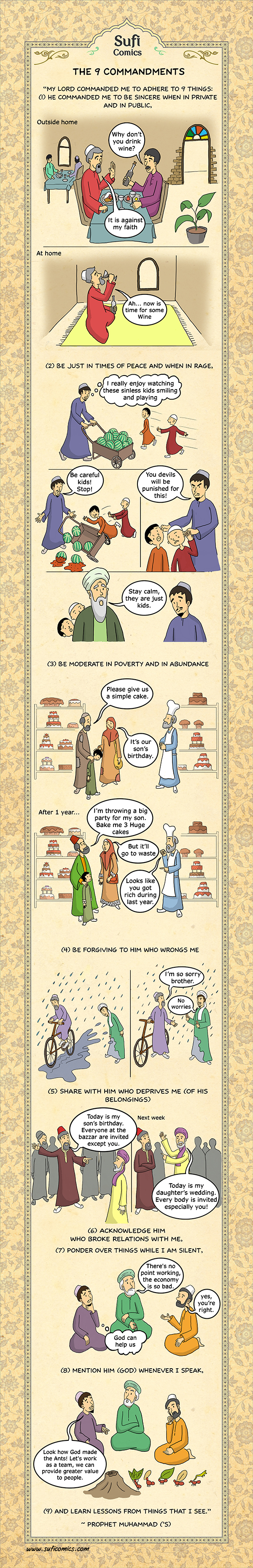 sufi-comics-the-9-commandments