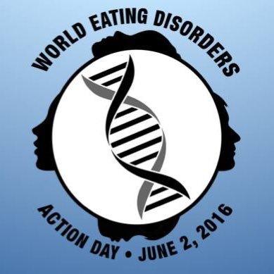 World Eating Disorder Day Main Logo