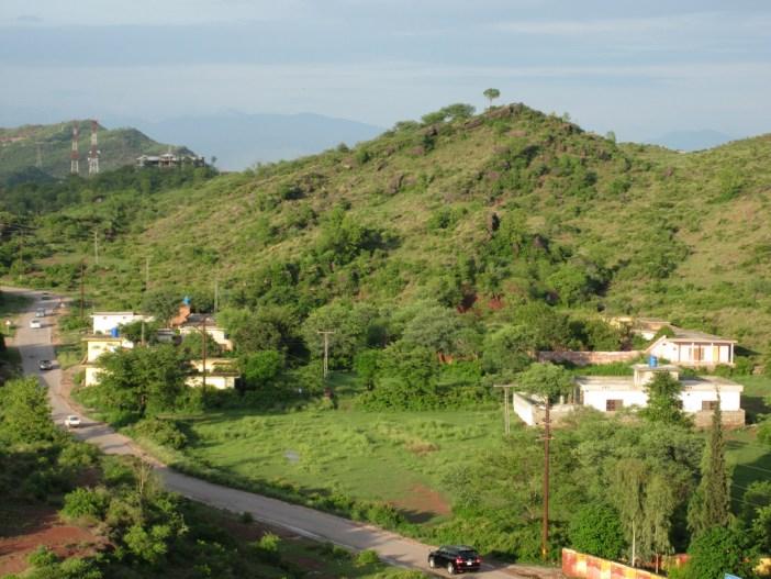 Bani Gala road