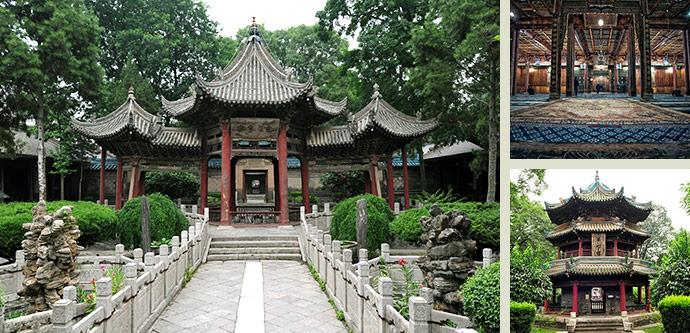 China Mosque bBeautiful