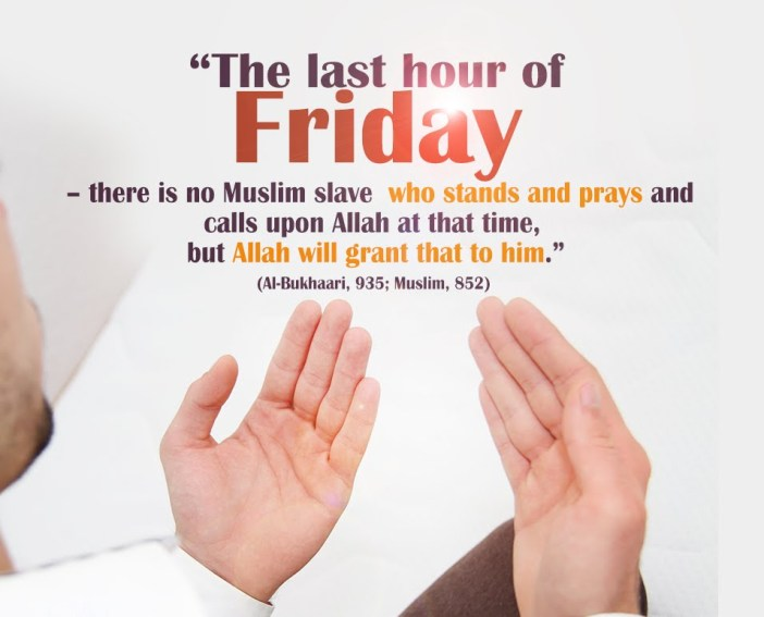 blessings of friday