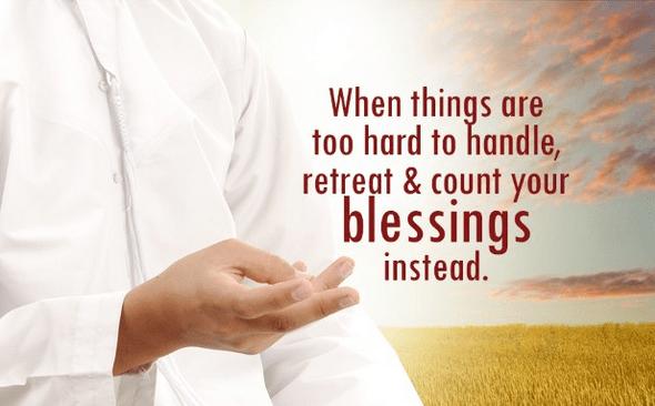 blog - blessings