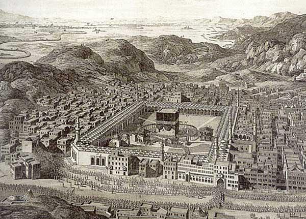 makkah-painting
