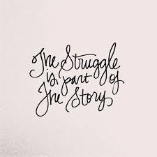 Struggle part
