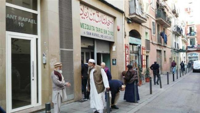 muslims barcelona