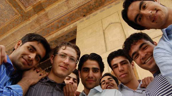 iranian male