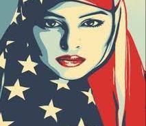 American hijabi