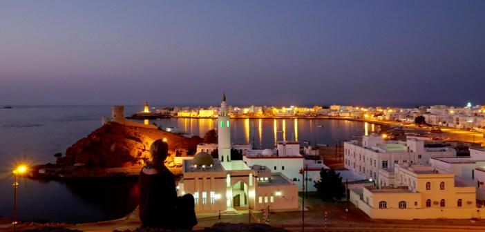 Oman-Sur-View-from-Al-Ayjah-Watchtowe