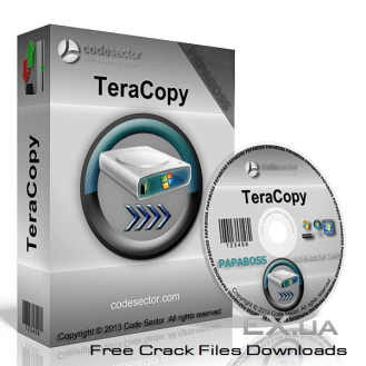 Latest TeraCopy Pro 2.3 Crack with Serial Keygen Free