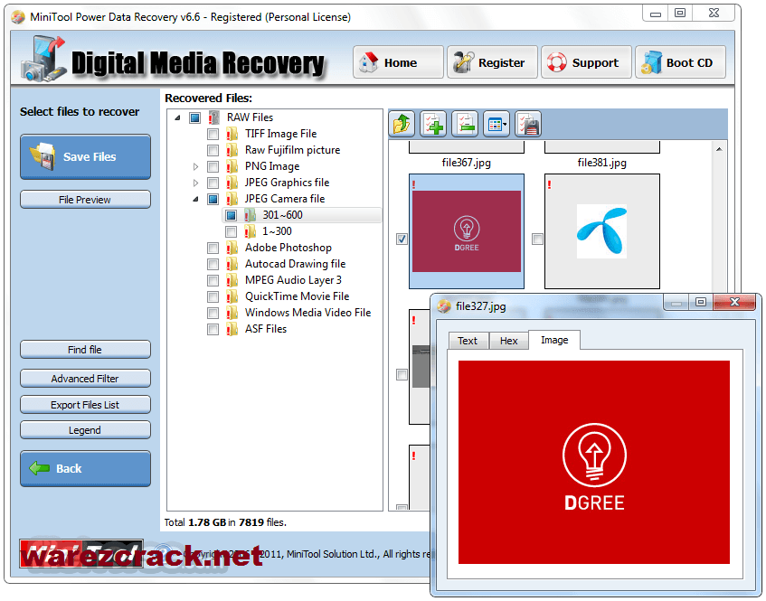 MiniTool Power Data Recovery Crack Archives