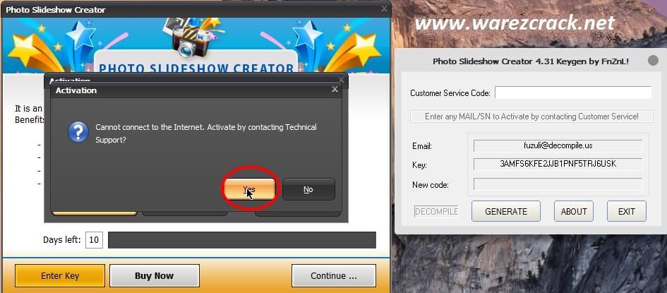 Photo slideshow creator 2.75serial key h33tprojectmyskills
