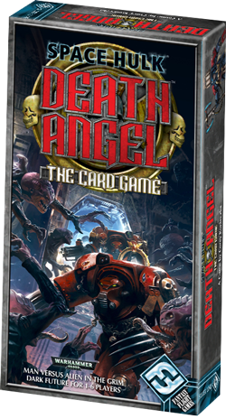 Review: Space Hulk – Death Angel, The Card Game (1/6)
