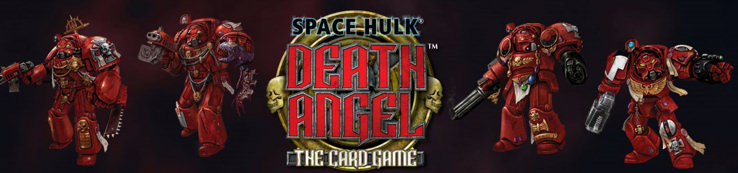 Review: Space Hulk – Death Angel, The Card Game (4/6)