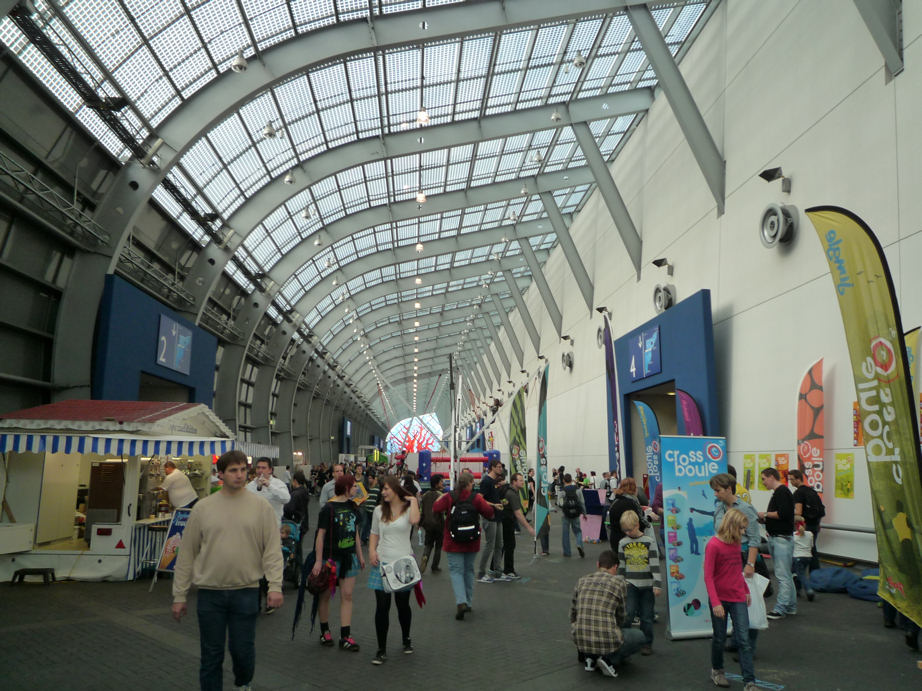 HFC on Tour: Spiel 2012 in Essen, the world's biggest consumer fair for gaming (3/6)