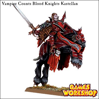 Blood Knights Kastellan