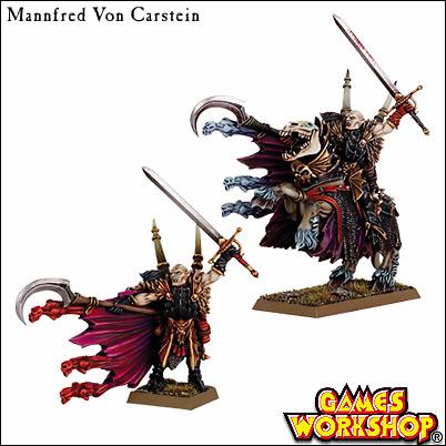 Mannfred Von Carstein