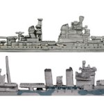 Italy's Zara and USS San Francisco Models  CLICK FOR A BETTER LOOK