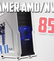 config pc gamer 850 €