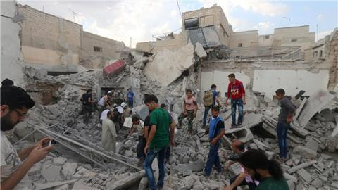 'Dire straits Syria's Aleppo' Citizens ceasefire extended