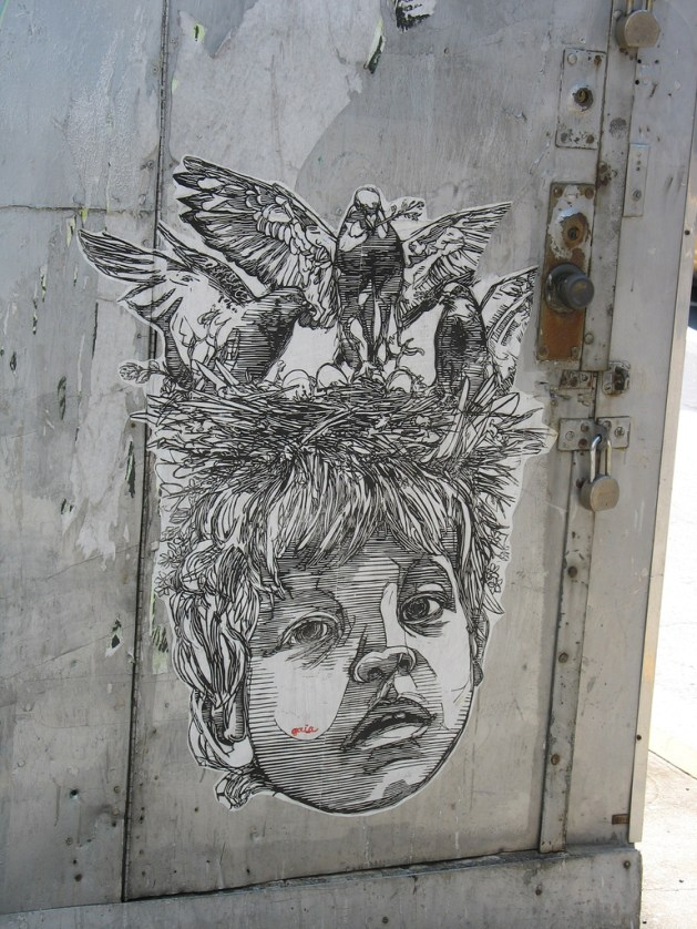 amazing street art, brooklyn