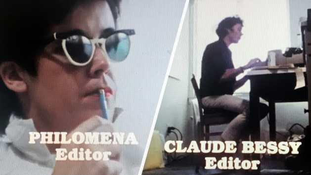 Philomena and Claude