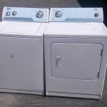 appliance and dryer pickup