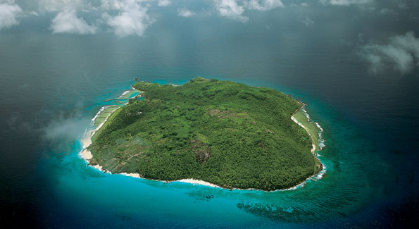 Set in the remote Indian Ocean, Fregate is the smallest of the granite islands in the Seychelles.