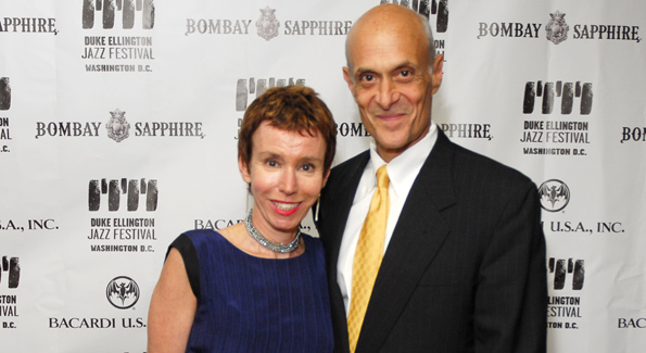 Michael Chertoff, shown with wife Cherly, is scheduled to speak