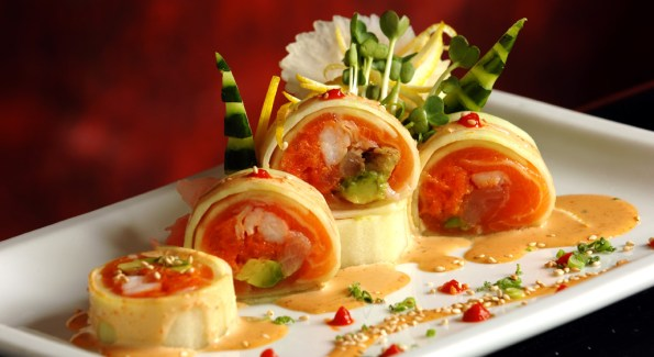 One of Buddha Bar's signature Pan Asian dishes.