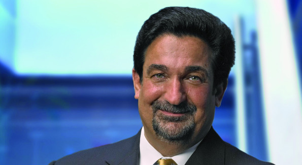Ted Leonsis, a speaker at D.C.'s Entrepenuership Week, chairman of AOL, and owner of three D.C. sports teams.