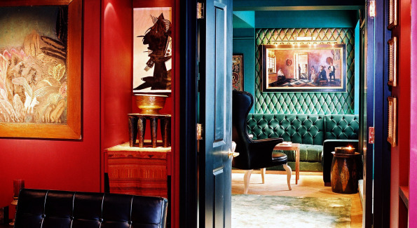 The eclectic world of KEE Club in Central Hong Kong.