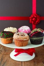 CRUMBS Bake Shop holiday selections.