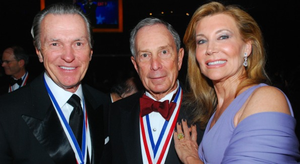 Michael Bloomberg. Photo by