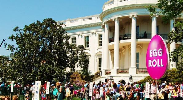 The White House Easter Egg Roll 2011. Photo by John Arundel.
