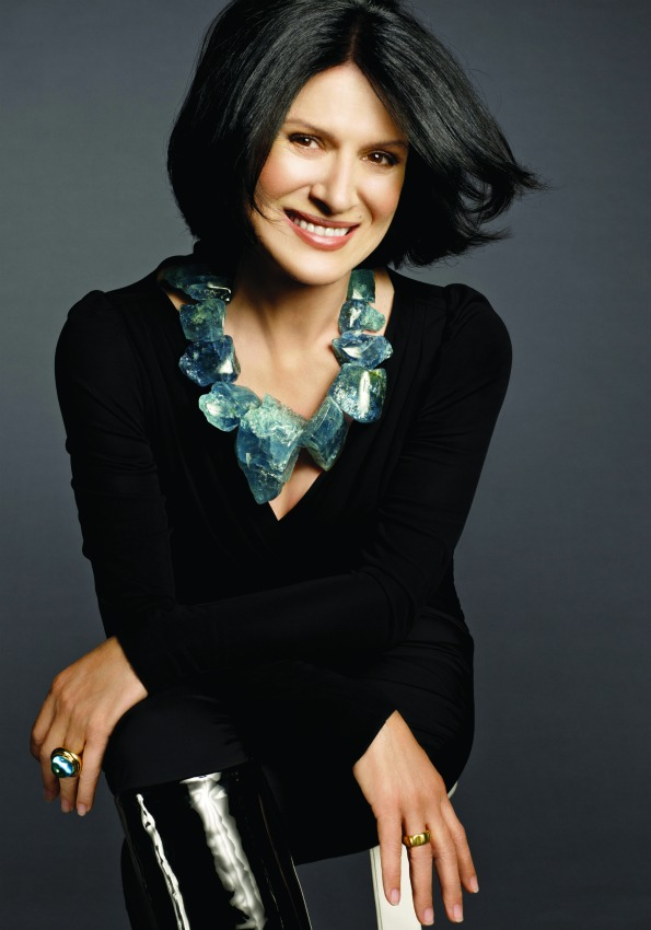 Town And Country Auction >> Lifestyles: Jewelry Icon Paloma Picasso | Washington Life Magazine