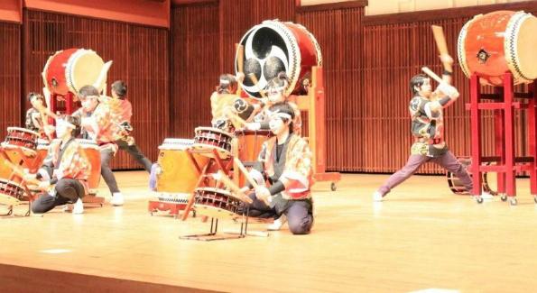 Yamakiya Taiko Club will perform at the Sakura Matsuri Street Festival on Apr. 14th and Kennedy Center on the 16th, 2012